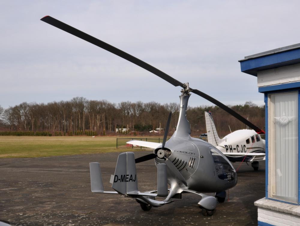 Aircraft Manufacturers - AutoGyro